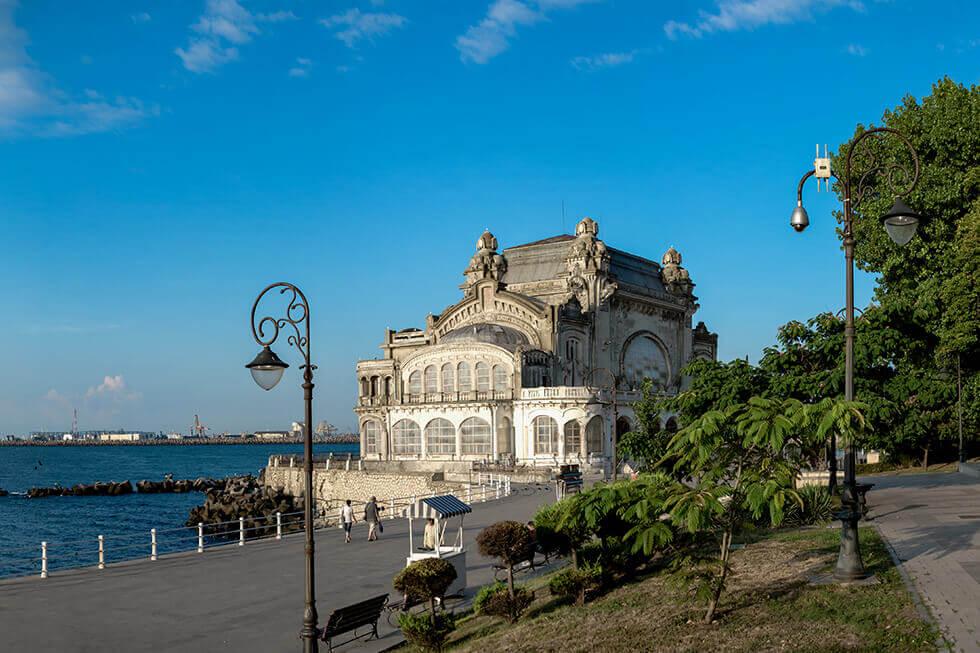 Cazinoul Constanta Destinatii Turistice Romania