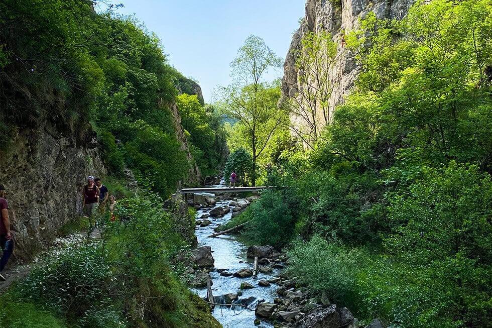 Cheile Turzii - destinatie turistica