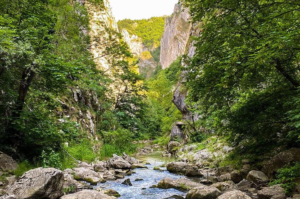 Cheile Turzii destinatie turistica