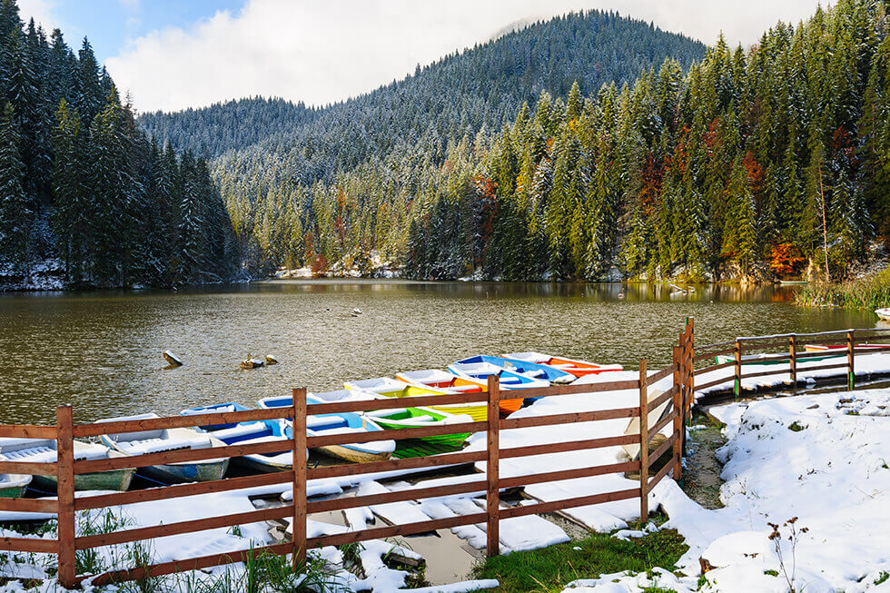 Lacu Rosu Harghita Destinatie Turistica Romania