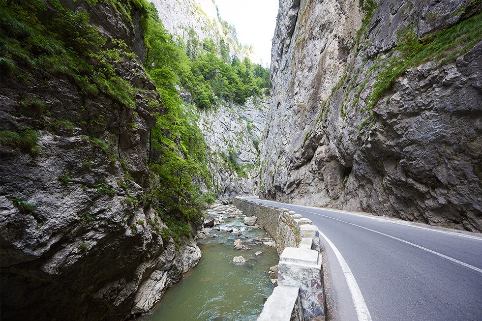 Cheile Bicazului neamt Destinatie Turistica Romania