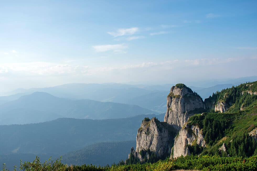 Muntele Ceahlau Neamt