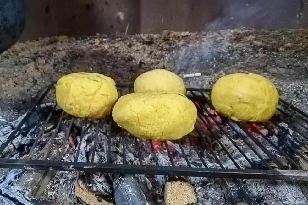 Mamaliga Traditionala Romaneasca