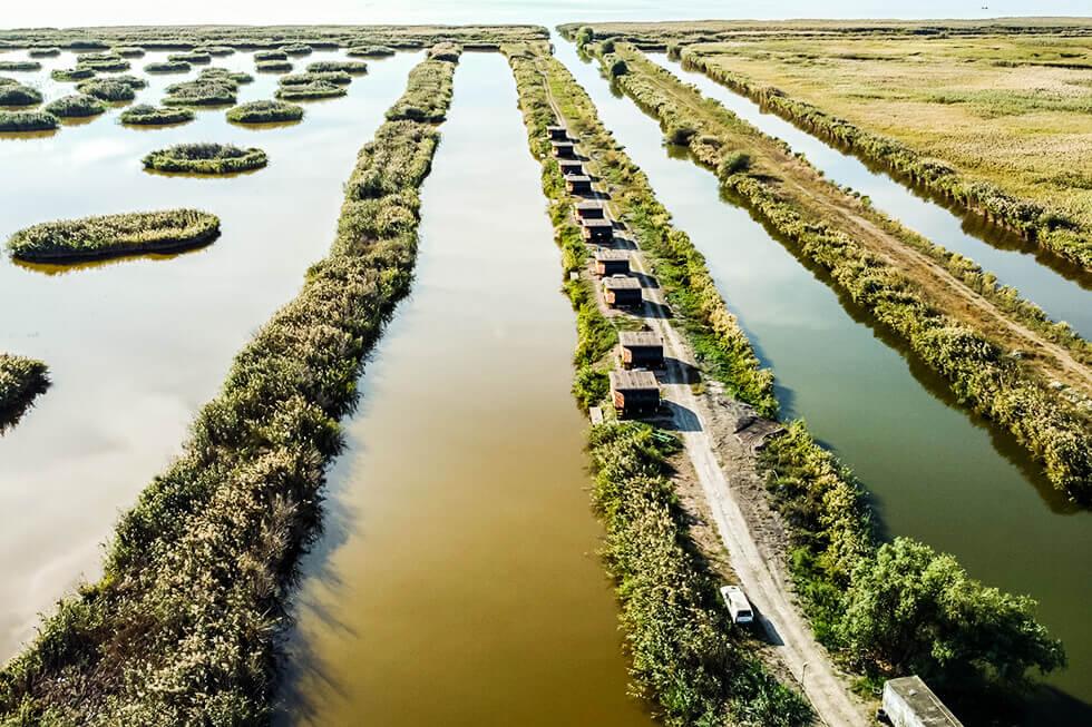Delta Dunării Locuri Minunate de Vizitat din România
