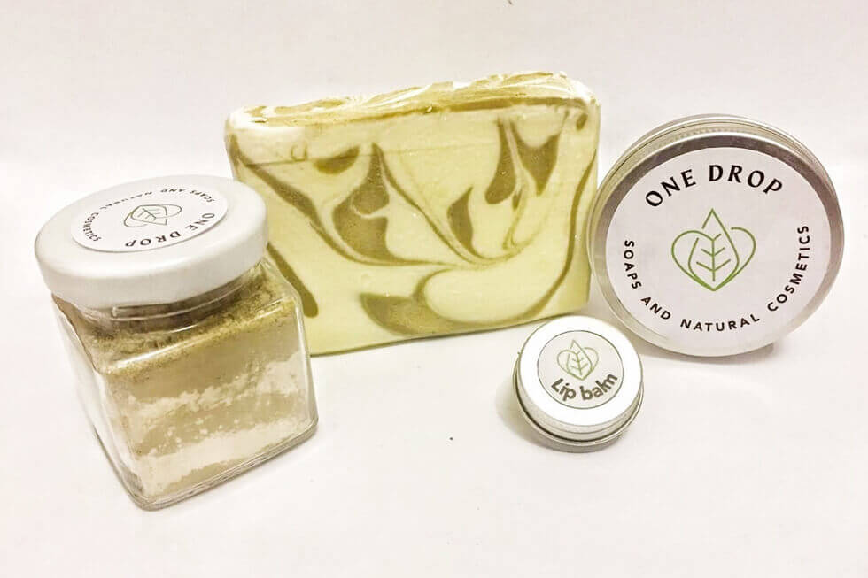 One Drop Cosmetics Producator Roman Cosmetice Naturale