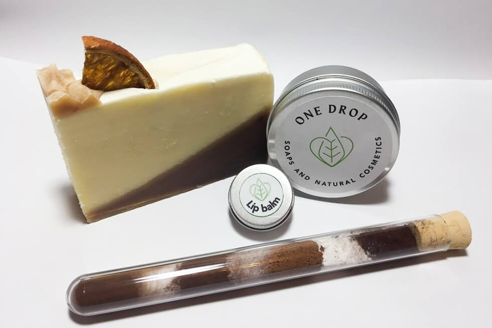 One Drop Producator Local Sapun Natural, Cosmetice Naturale