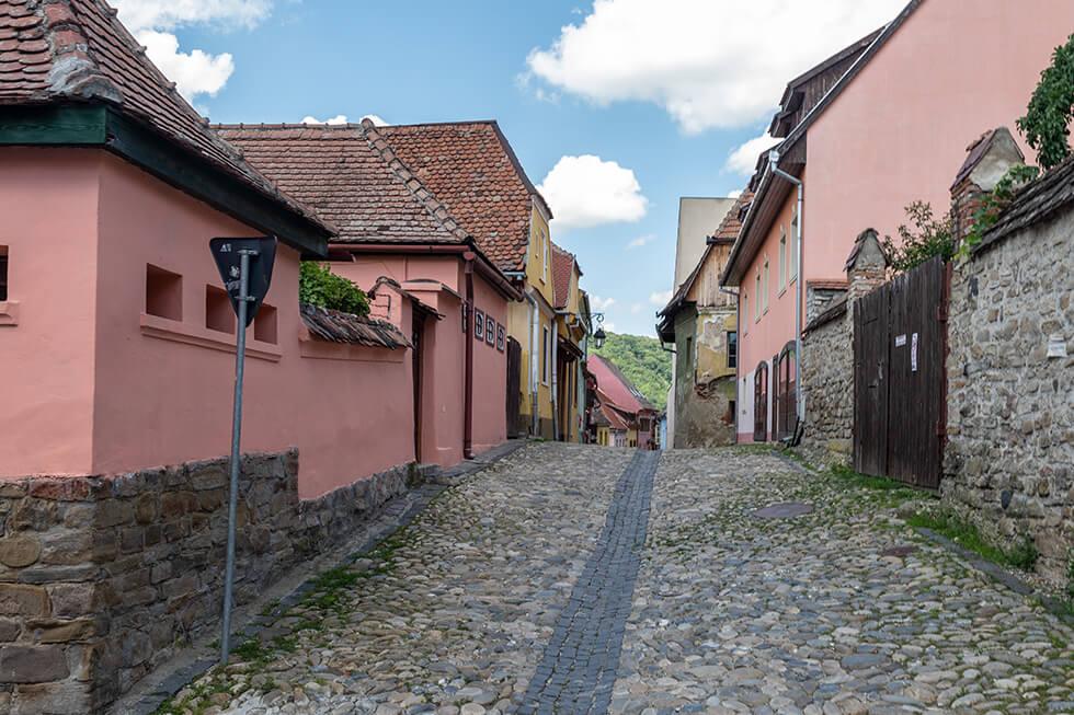 Sighisoara Oras Medieval Turism Discover Romania