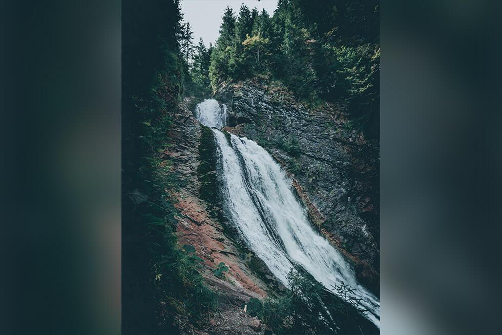Cascada Valul Miresei Cluj Discover Romania