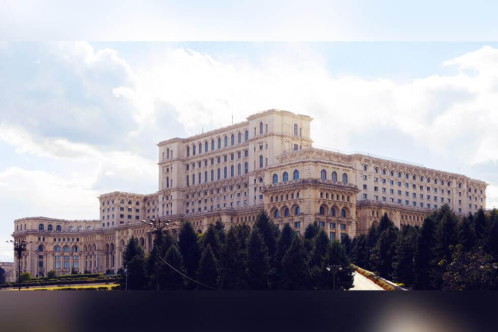 Palatul Parlamentului Bucuresti Romania