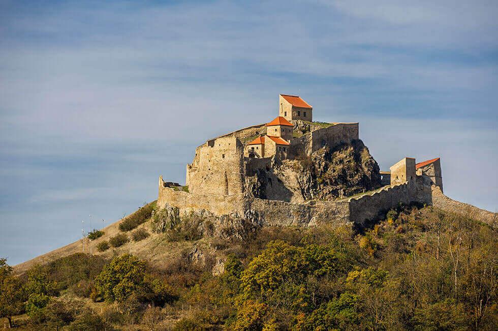 Cetatea Rupea Brasov Discover Romania Medievala Restaurata